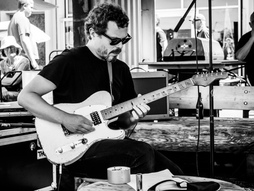 Jakob Bro || Nicolai Munch-Hansen Music Box, Papirøen, Copenhagen, July 11, 2014 ...