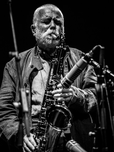 Peter Brötzmann and Walter Perkins The Ink Is Gone