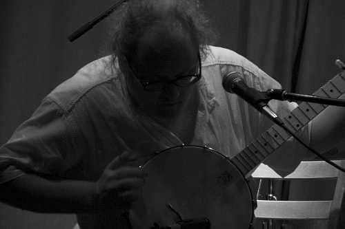 Eugene Chadbourne With Camper Van Beethoven - Camper Van Chadbourne